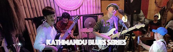 Kathmandu Blues SERIES